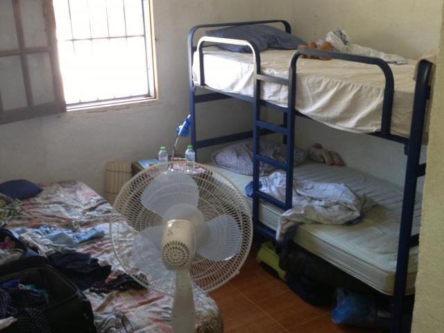 Slaapkamer zijkant rechts