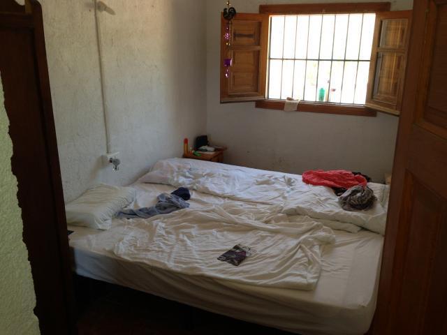 Slaapkamer achter links