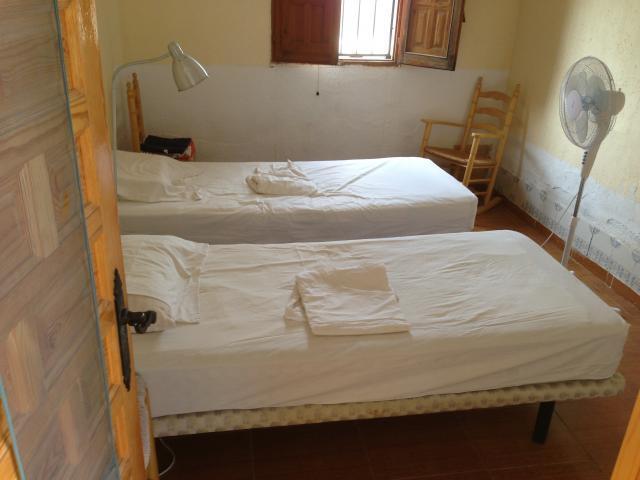 Slaapkamer links